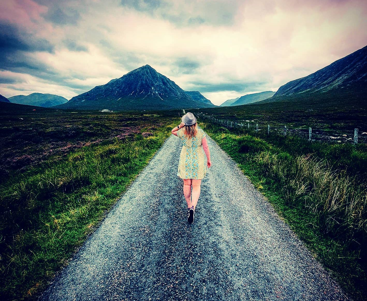 The Lazy Gal's Guide to Scotland